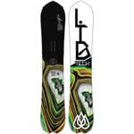 LibTech Travis Rice Goldmember C2X FP Snowboard 2018
