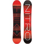 Nitro Team Gullwing WIDE Snowboard 2016