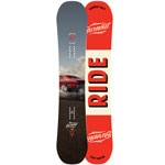 Ride Burnout Burn-Out Snowboard 2016 - 158cm