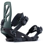 Ride Capo Snowboardbindung 2020 - Forest