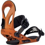 Ride EX Snowboardbindung 2016 - Orange