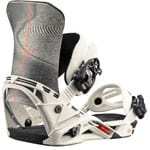 Salomon District Snowboardbindung Cream