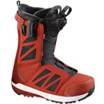 Salomon HI-FI RED Herren-Snowboardboot Black/Quick/White