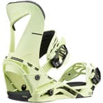 Salomon Hologram Snowboardbindung 2020 - Pale Lime