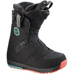 Salomon Ivy Snowboardboots 2017 - Black/Teal