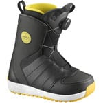 Salomon Launch Boa Junior Snowboardboots 2018 - Black/Yellow