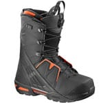 Salomon Malamute Herren-Snowboardboot Black/Red/Black