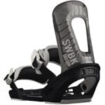 Switchback Session Snowboard-Bindung 2020 - Black