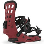 Union Atlas Snowboard-Bindung Brick Red 2020