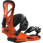 Union Flite Pro Freestyle Snowboardbindung Orange 2019