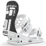 Union Ultra Snowboardbindung White 2020