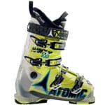 Atomic Hawx 2.0 100 Skistiefel Crystal/Lime 2016