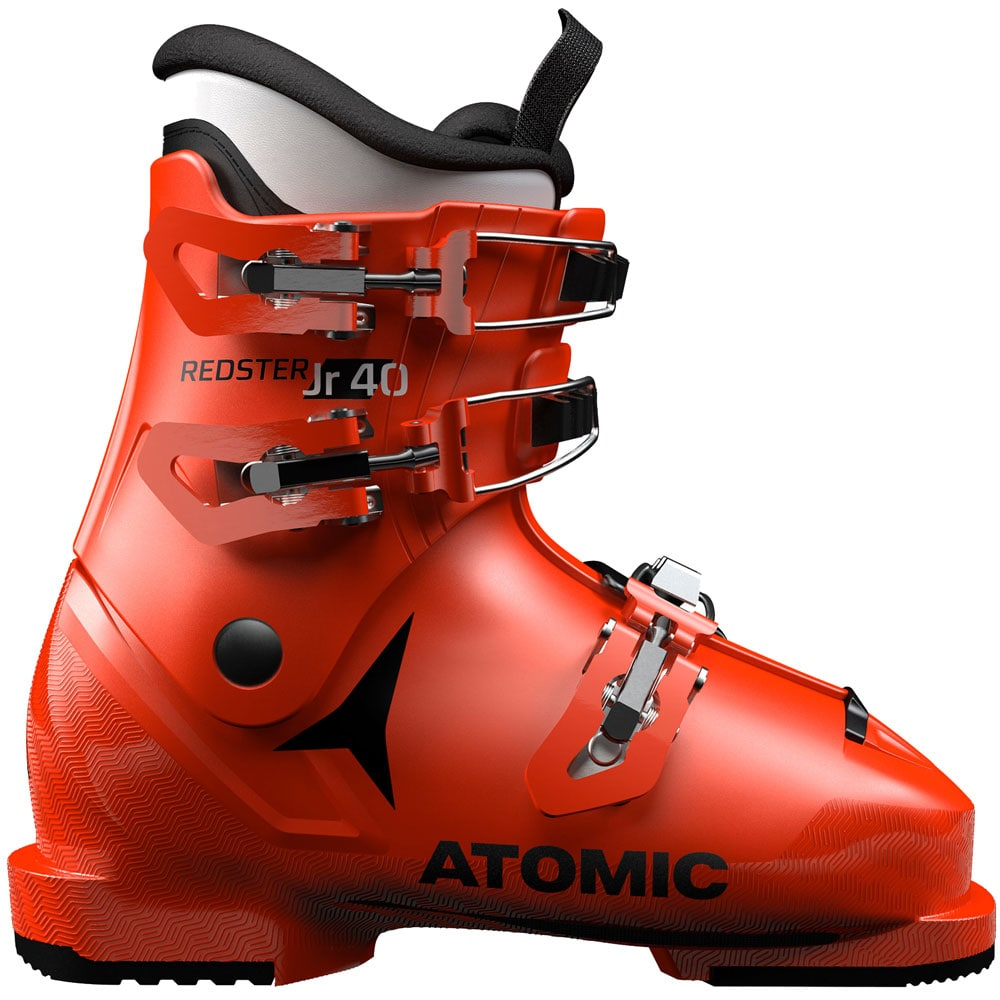 Atomic Redster Junior 40 Skiboots Kinder-Skischuhe Red/Black