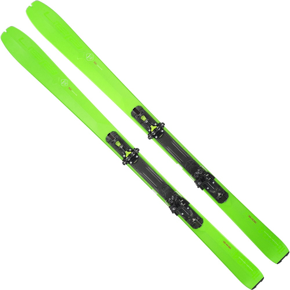 Elan Ibex Tactix Touren-Ski - ION 12 Demo Bindung