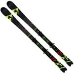 Fischer RC4 Pro TI Alpinski Z11 GW Bindung Black Yellow