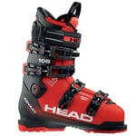 Head Advant Edge 105 Skistiefel Red/Black