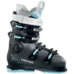 Head Advant Edge 75 W Damen-Skistiefel Anthracite/Black/Turquoise