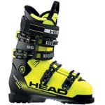 Head Advant Edge 95 Skistiefel Yellow/Black