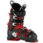 K2 BFC 100 Walk Skistiefel Black/Red