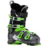 K2 BFC 120 Skistiefel Black/Green/Grey