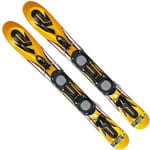 K2 Fatty Snowblades Kurzski Orange/Yellow