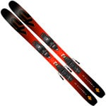 K2 Pinnacle Jr Kinder-Ski - FDT 4 5 Bindung