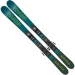 K2 Poacher Jr Kinder-Ski - FDT 4 5 Bindung