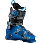 K2 Spyne 90 Skistiefel 2014 - Blue Transparent