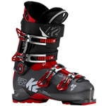 K2 BFC Walk 100 Heat Skistiefel 10A2002 Black/Red