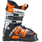 Lange RSJ 60 Kinder-Skischuhe Black/Orange