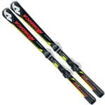 Nordica Dobermann Spitfire RTX TI Ski - TP Comp 10 Bindung Black/White