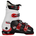 Idea Free Kinder-Skistiefel Black/White/Red