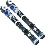 Rossignol Star Wars Baby Pre Drilled Ski - Team 4 B76 Bindung