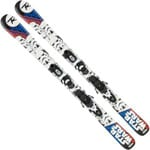 Rossignol Star Wars (Kid-X) Ski - Kid-X 4 B76 Bindung White/Blue