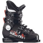 Salomon Ghost 60T L Kinder-Skistiefel Black/Orange