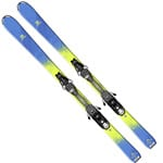 Salomon QST Max Junior M Ski - EZY 7 Bindung L39157100 Green/Blue