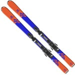 Salomon QST Max Jr M Ski - L7 Bindung Orange/Blue
