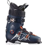 Salomon QST Pro 120 Skistiefel Petrol Blue/Orange