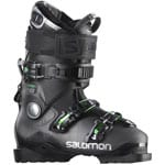 Salomon Quest Access Custom Heat Skistiefel Anthracite/Black/Green