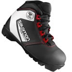 Salomon Team Prolink Jr Kinder-Langlaufschuhe Black
