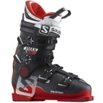 Salomon X Max 100 Skistiefel Red/Black