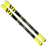 Salomon X-Max X10 Ski - XT12 Bindung Black/Yellow
