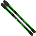 Salomon XDR 78 ST Ski - Mercury 11 Bindung Black/Green