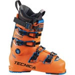 Tecnica Mach1 130 MV Skistiefel Orange/Blue