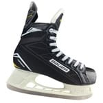 Bauer Supreme Speed Ti Skate Kinder-Schlittschuhe Black/Grey/Gold