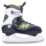 K2 Alexis ICE Damen-Schlittschuhe Black/White/Grey
