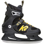 K2 FIT F.I.T. Ice Skates Schlittschuhe 2550000 - Black/Yellow