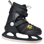 K2 Joker Ice Kinder-Schlittschuhe Black/Yellow
