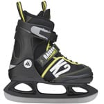 K2 Raider Ice Kinder-Schlittschuhe - Black/Yellow