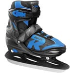 Roces Jokey Ice Boy Kinder-Schlittschuhe Black/Astro Blue